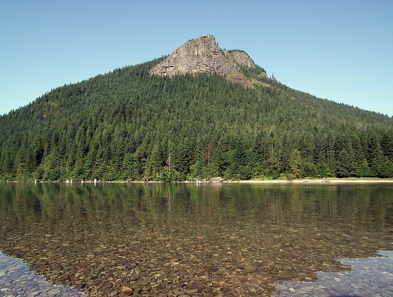 1922 Rattlesnake Mountain and Lake