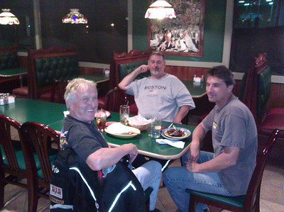 3 more at the other end of the table
