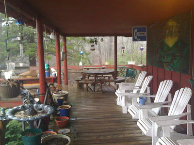Lots of great memories on this porch