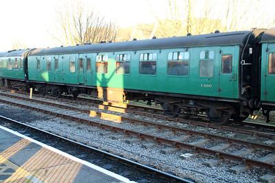BR MK1 BSK S34947 seen at Alton Station  15/03/14.