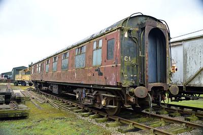 14021 MK1 BFK at Hardingham  13/02/16
