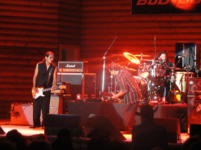 Mid State Fair and Los Lonely Boys July 24