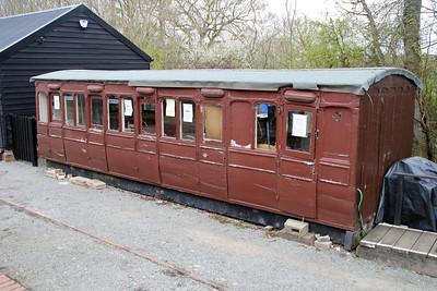 GER 278 BO at Mid Suffolk Railway 06/04/12