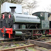Ind Steam 3302 (Might be 2069??) Mid Suffolk Railway    06/04/12