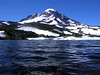 South Sister & Camp Lake