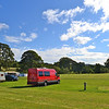 Lovely campsite at  Middleton in Teesdale