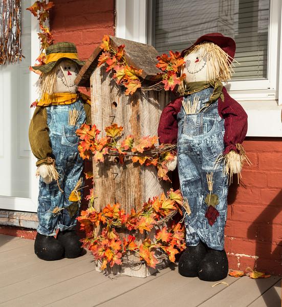 Fall/Halloween Decorations