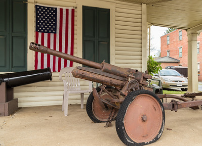 WWI??? Cannon