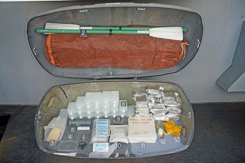 Emergency Pod.