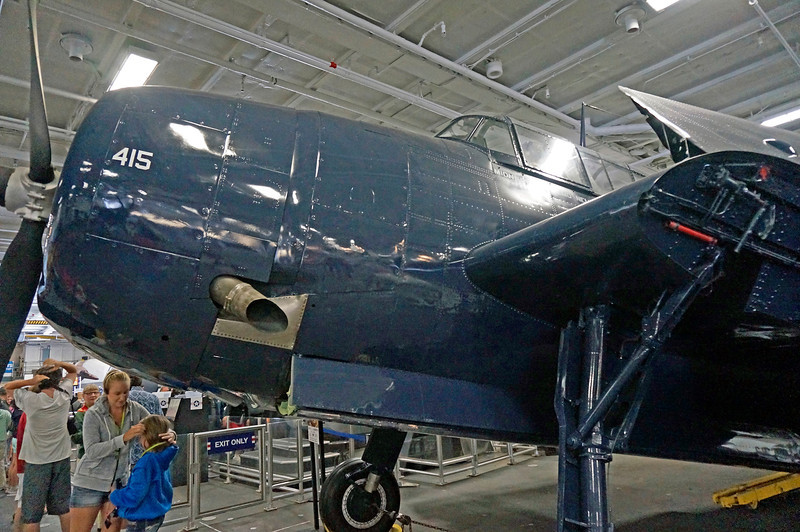 TBF Avenger. First President Bush flew one of these in WW2.