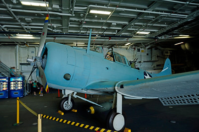 Midway Carrier Museum - June 2013