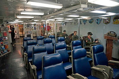 Intruder pilot ready room.