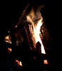 Fire in Pub, Milford-on-Sea, January 2012