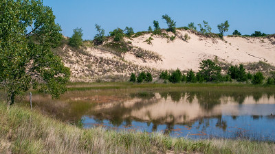 Reflection, Indiana Dunes National Lakeshore