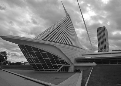 Milwaukee Art Museum 8/23/2015