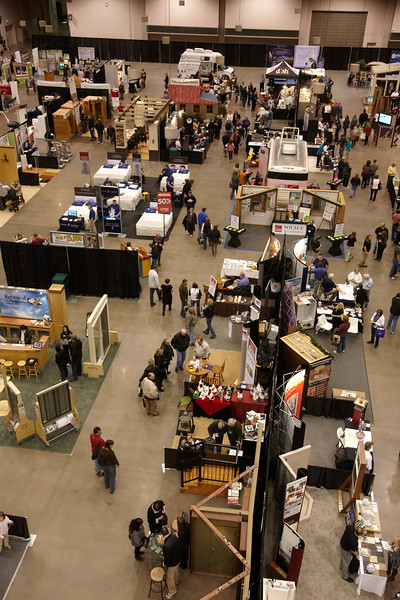 Minneapolis, MN - JobNo_1206 - 0111 January 2011 - EVNT Events & Shows: 2010 Midwest Home Show at the Minneapolis Convention Center. Date: Saturday November 20, 2010 Photo by © GMG/Todd Buchanan 2010 Technical Questions: tbuchanan@greenspring.com; Phone: 612-226-5154. Keywords:  - Folder: EVNT_0111_1206_Midwest_Home_show_2010