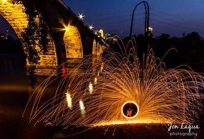 Minneapolis, Stone Arch Bridge