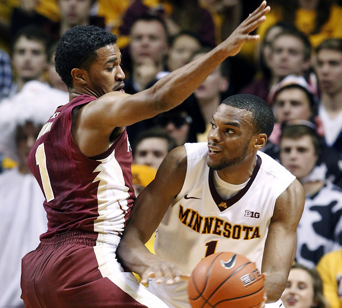 Florida St Minnesota Basketball