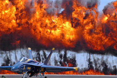 Miramar Air Show - October, 2008