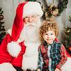 Miramontes Family Santa Portraits-6