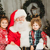 Miramontes Family Santa Portraits-8