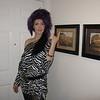 Sheri on Halloween