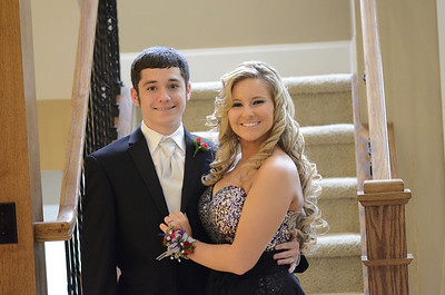 chandler and shay prom 2013