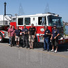 Members of the Connecticut Fire Photographer's Assoc.