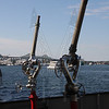 Deck guns on Boston Marine 1