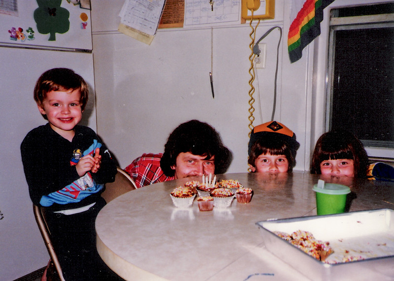 4th Birthday, 1987