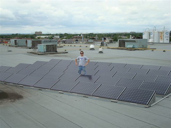 Canadian Standards Association, Rexdale (Solera) – 10 kW array