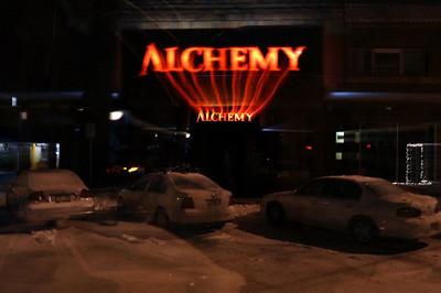 Alchemy Cafe, Madison WI