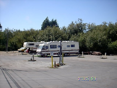 Beach RV-Santa Cruz, Ca.
