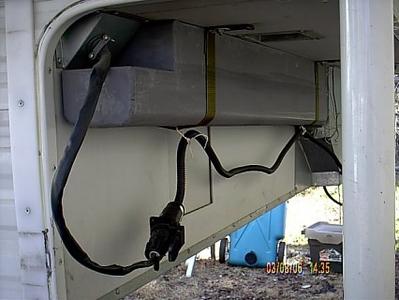 Tork lift extend cord.