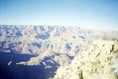 View from the Rim Trail,Grandcanyon,Az...Dec,2002
