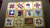 "Lane Co. Historical Museum, 33rd annual Unbroken Thread Quilt Show, Eugene, OR<br /> <br /> ""Patriotism Expressed"" details"