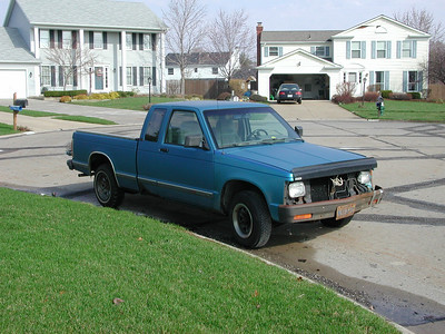 Sanoma truck