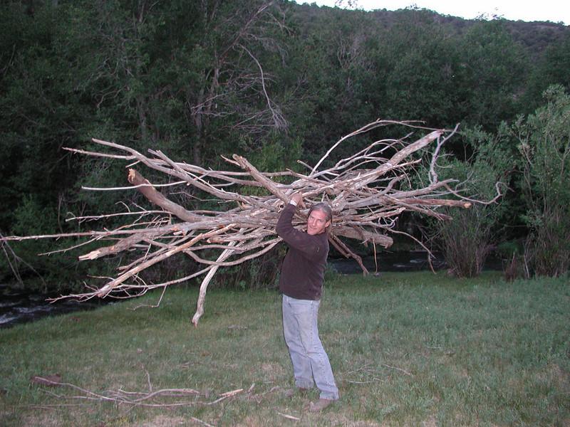 """""""got firewood?"""""""