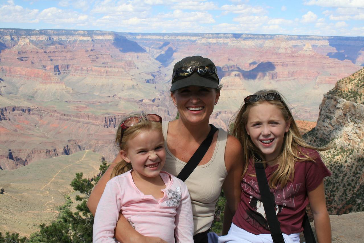 cuties at the canyon