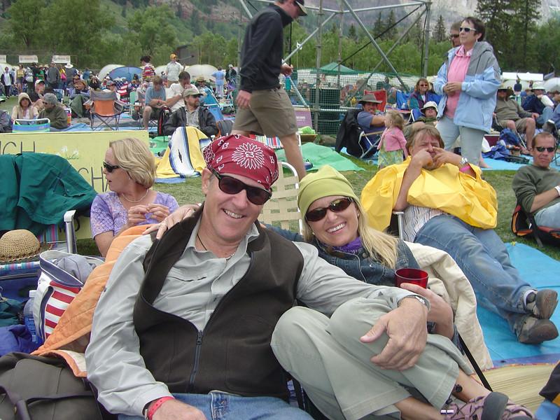 fun at the bluegrass festival