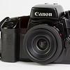 Canon Elan with Canon EF 40mm Pancake lens