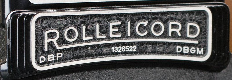 Rolleicord serial number 1326522  Taking lens: Schneider-Krauznach Xener f1:3.5 75mm  Viewing lens f1:3.5 75mm Compur-Rapid shutter