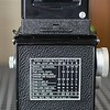 Rolleicord serial number 1326522  Taking lens: Schneider-Krauznach Xener f1:3.5 75mm  Viewing lens f1:3.5 75mm Compur-Rapid shutter