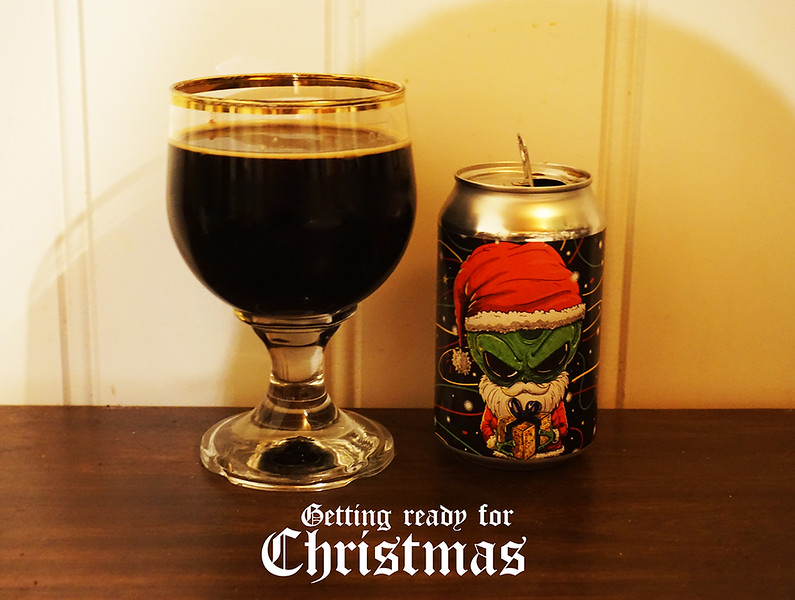 Christmas Beer From Outer Space �