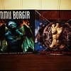 Dimmu Borgir:  Spiritual Black Dimensions & Puritanical Euphoric Misanthropia, Gatefold Black Vinyls