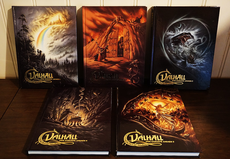 Valhall The Complete Collection (Peter Madsen)
