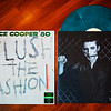 Alice Cooper: Flush the Fashion, Green Swirl Vinyl