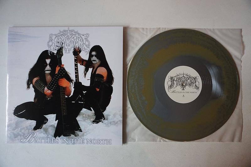 Immortal: Battles In The North, Gatefold, Color Vinyl