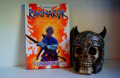 Ragnarok 1 - Fenrisulven (by Odin Helgheim)