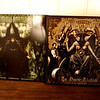 Dimmu Borgir: Enthrone Darkness Triumphant (reissue) & In Sorte Diaboli, Black Vinyls